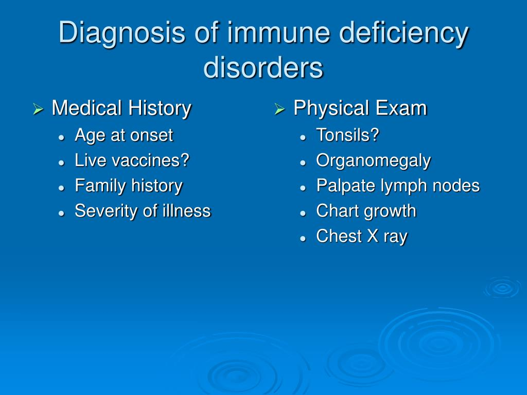 PPT - Immune deficiency syndromes PowerPoint Presentation. free download - ID:3724286