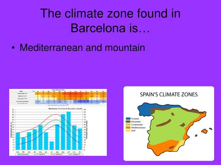 PPT  Barcelona PowerPoint Presentation  ID3731606