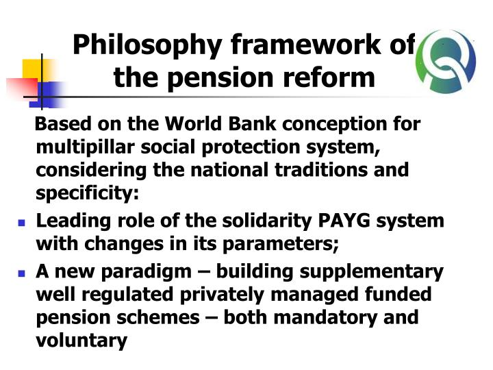 PPT - BULGARIAN PENSION REFORM