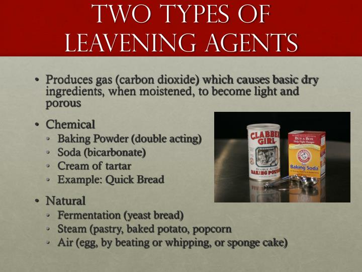 PPT - Quick Breads Ingredients and Their Functions ...
