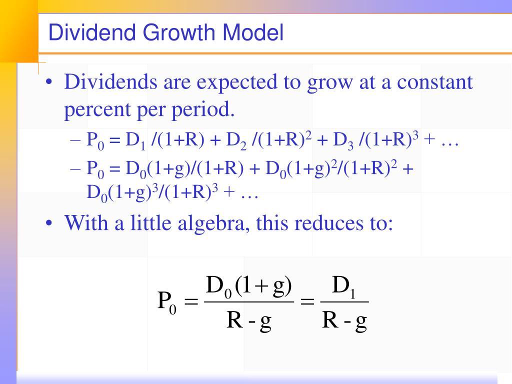 PPT - Stock Valuation PowerPoint Presentation - ID:3769311