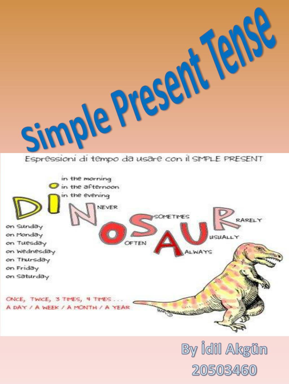 Ppt Simple Present Tense : simple, present, tense, Simple, Present, Tense, PowerPoint, Presentation,, Download, ID:3876154