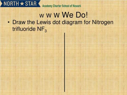 small resolution of draw the lewis dot diagram for nitrogen trifluoride nf3