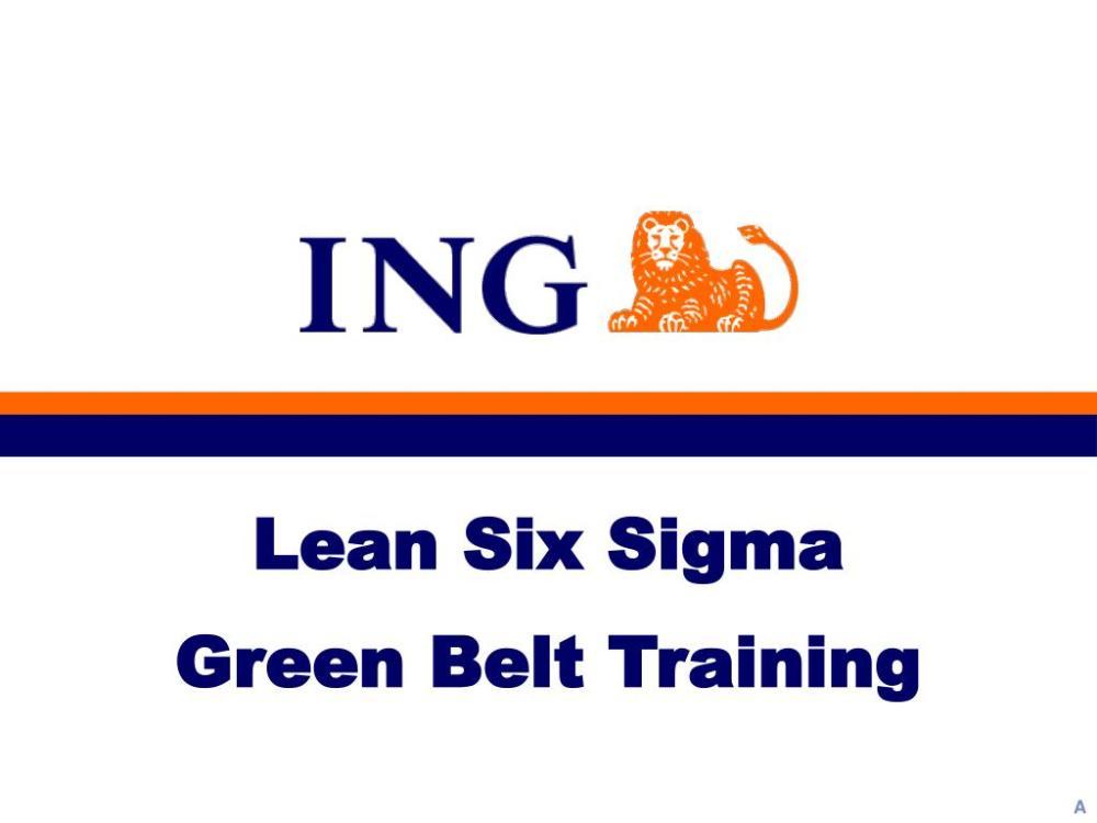 medium resolution of ppt lean six sigma green belt training powerpoint presentation id 3960557