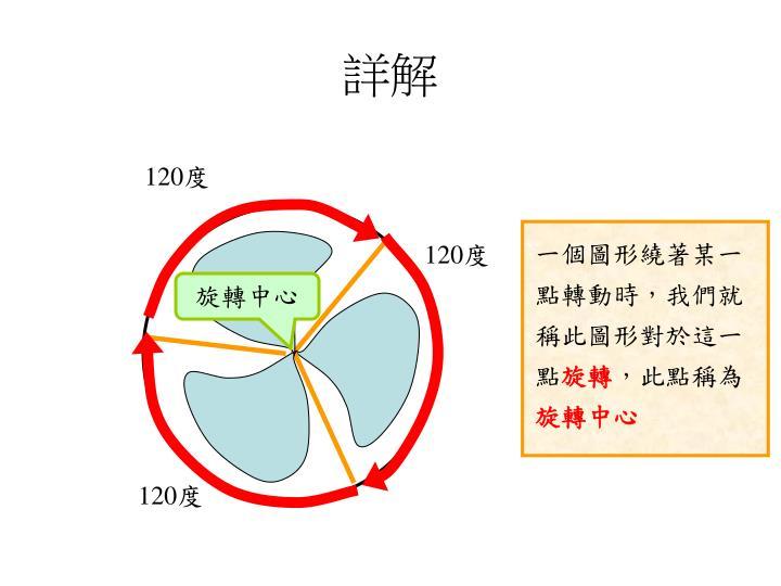 PPT - 轉動與旋轉對稱 PowerPoint Presentation - ID:4198398
