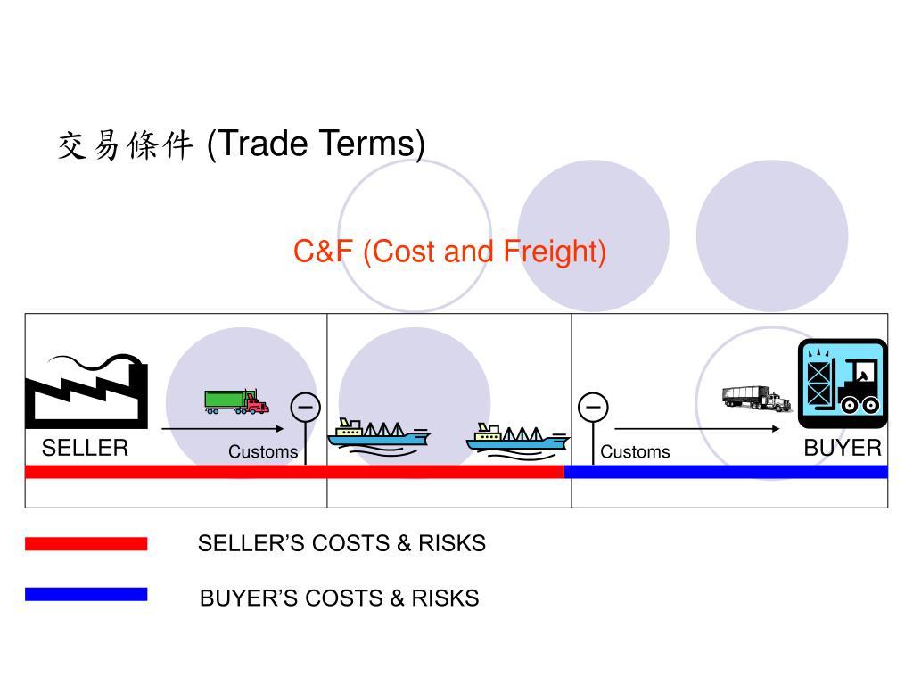 PPT - 貿易條件與提單 PowerPoint Presentation, free download - ID:4246154