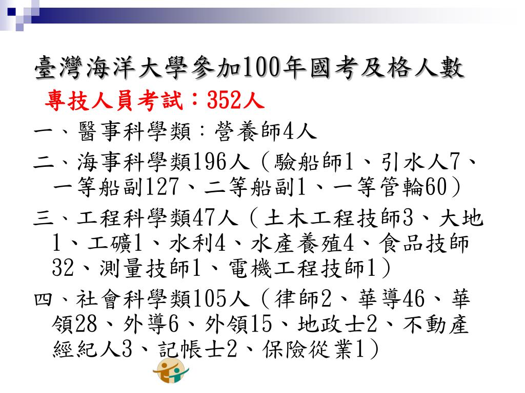 PPT - 國立臺灣海洋大學 PowerPoint Presentation, free download - ID:4353181