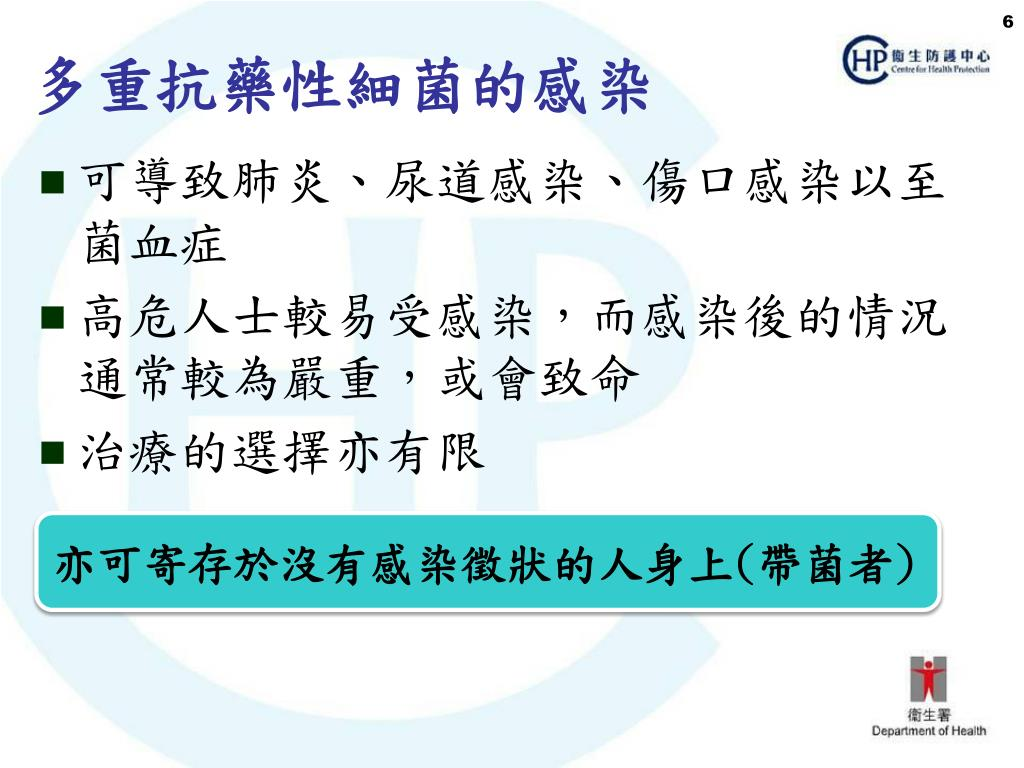 PPT - 認識多重抗藥性細菌 PowerPoint Presentation, free download - ID:4366299