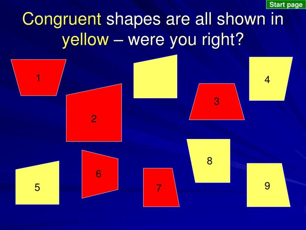 medium resolution of Congruent And Similar Shapes Worksheet   Printable Worksheets and  Activities for Teachers