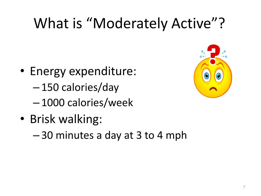 PPT - General principles of exercise for health and ...