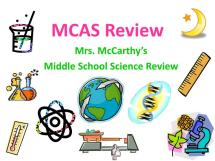 PPT MCAS Review PowerPoint Presentation ID4529405
