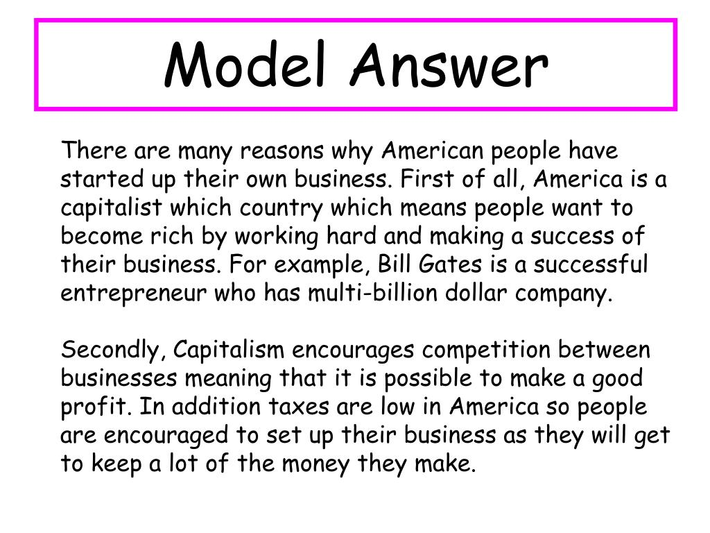 ppt the american dream