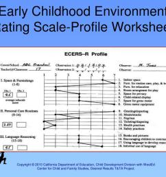 PPT - Session V: Environment Rating Scales PowerPoint Presentation [ 768 x 1024 Pixel ]