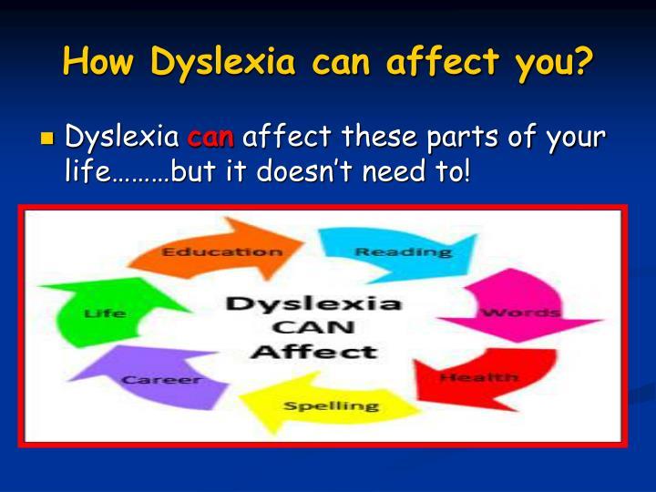 PPT - Dyslexia PowerPoint Presentation - ID:4637581