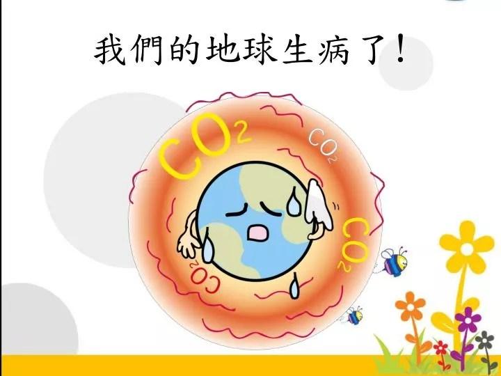 PPT - 我們的地球生病了 ! PowerPoint Presentation - ID:4702408
