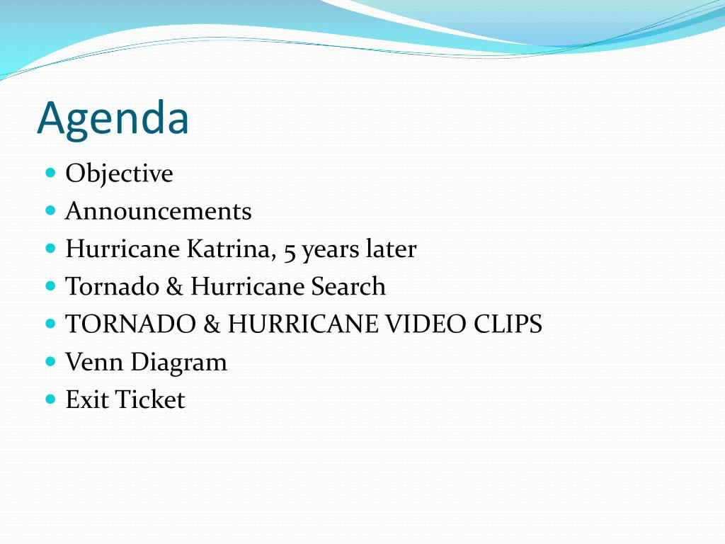 33 Tornado And Hurricane Venn Diagram