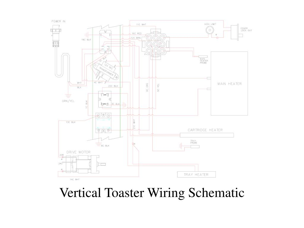 hight resolution of toaster wiring schematic