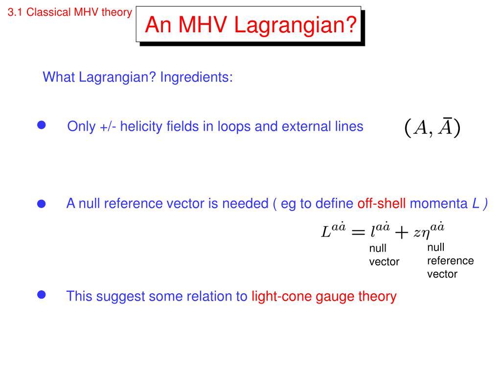 PPT - Goodbye Feynman diagrams: A new approach to perturbative quantum field theory PowerPoint Presentation - ID:4845169