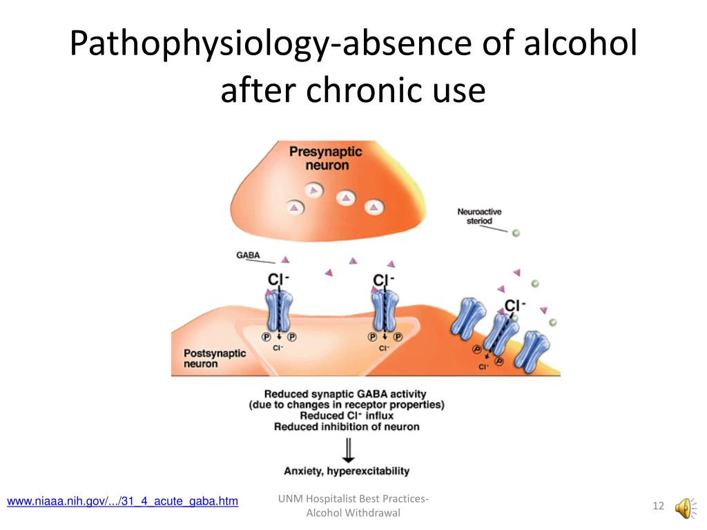 PPT - Alcohol Withdrawal PowerPoint Presentation free ...