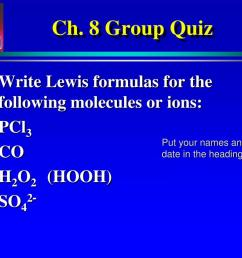 write lewis formulas for the following molecules or ions pcl3  [ 1024 x 768 Pixel ]
