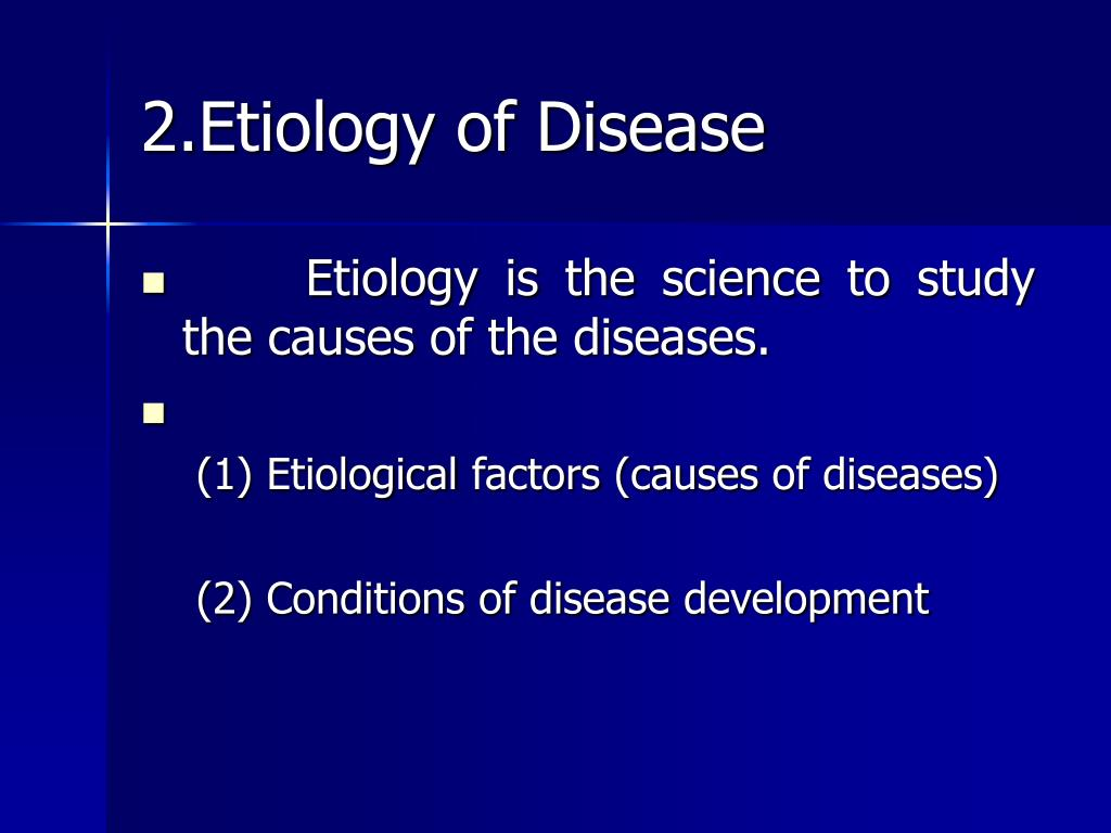 PPT - Pathophysiology PowerPoint Presentation free ...