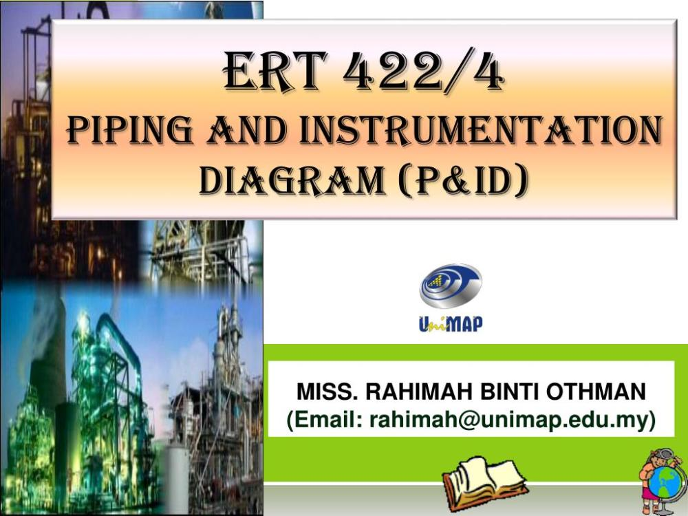 medium resolution of ppt ert 422 4 piping and instrumentation diagram p id powerpoint presentation id 5261689