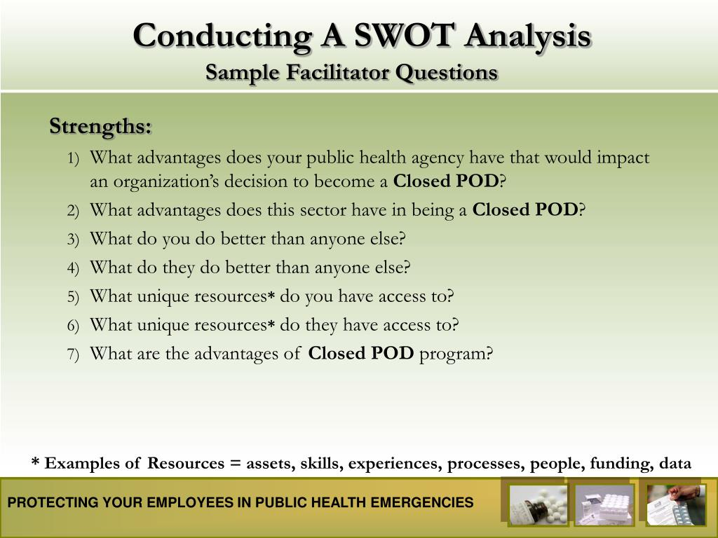 PPT - Conducting A SWOT Analysis PowerPoint Presentation. free download - ID:5274213