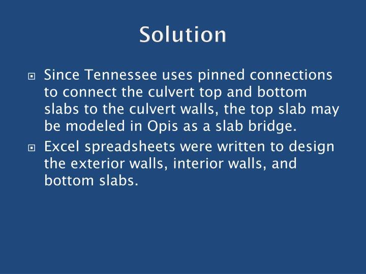 PPT - Culvert Top Slab Design Using Opis PowerPoint Presentation ...