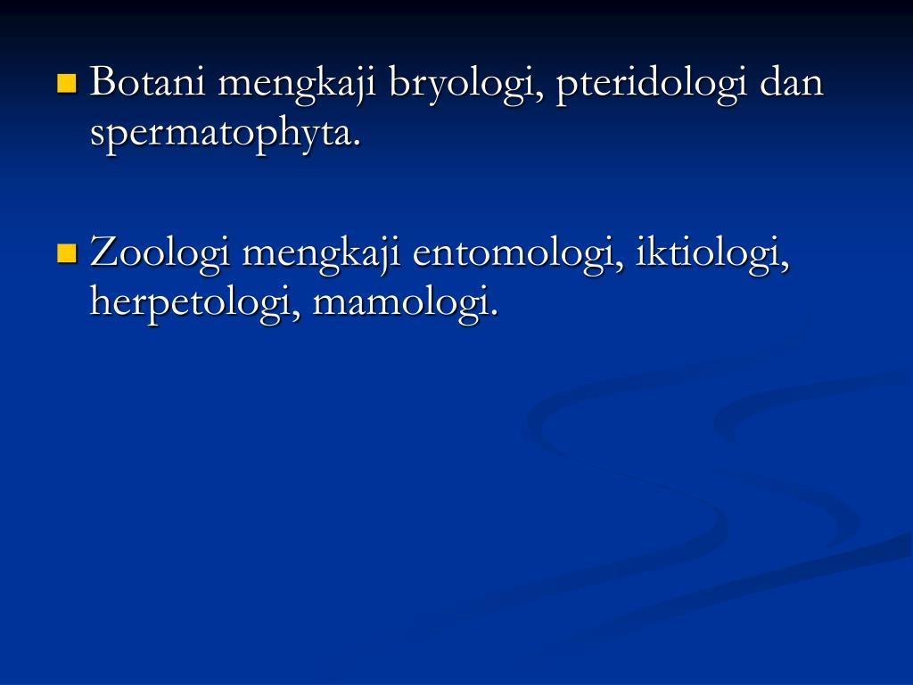 Perbandingan, psikologi hewan, biologi molekular, etologi, ekologi perilaku, biologi evolusioner, taksonomi, dan paleontologi. PPT - Ruang Lingkup Biologi PowerPoint Presentation, free