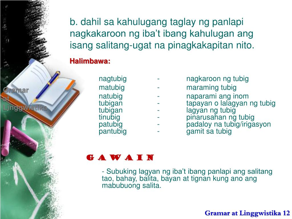 hight resolution of Salitang Ugat At Panlapi Worksheet   Printable Worksheets and Activities  for Teachers