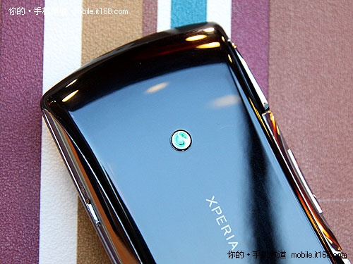 Appearance of the article: X10i soft Edition adds front camera