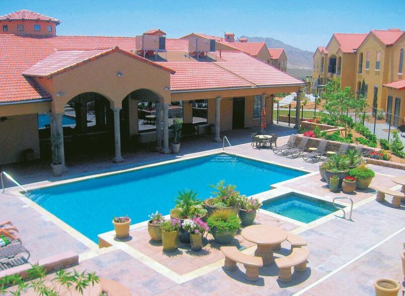 Mesa Hills El Paso Apartments