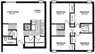 ashton pines apartments & townhomes - columbus, oh | apartment finder