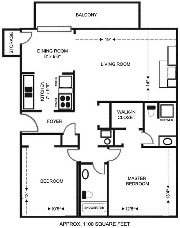 2 Log Plans Porch Ba 2 Wrap Floor Br Cabin Around