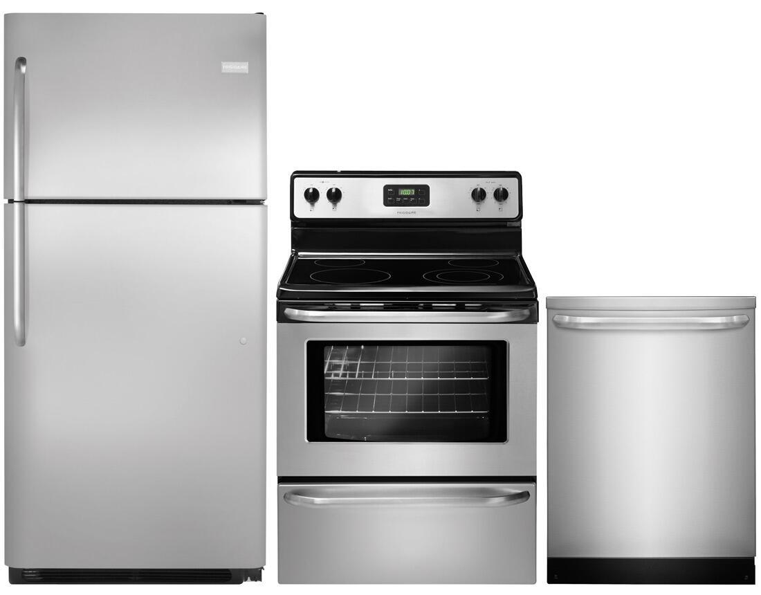 frigidaire kitchen appliances hahn sinks 601599 appliance packages