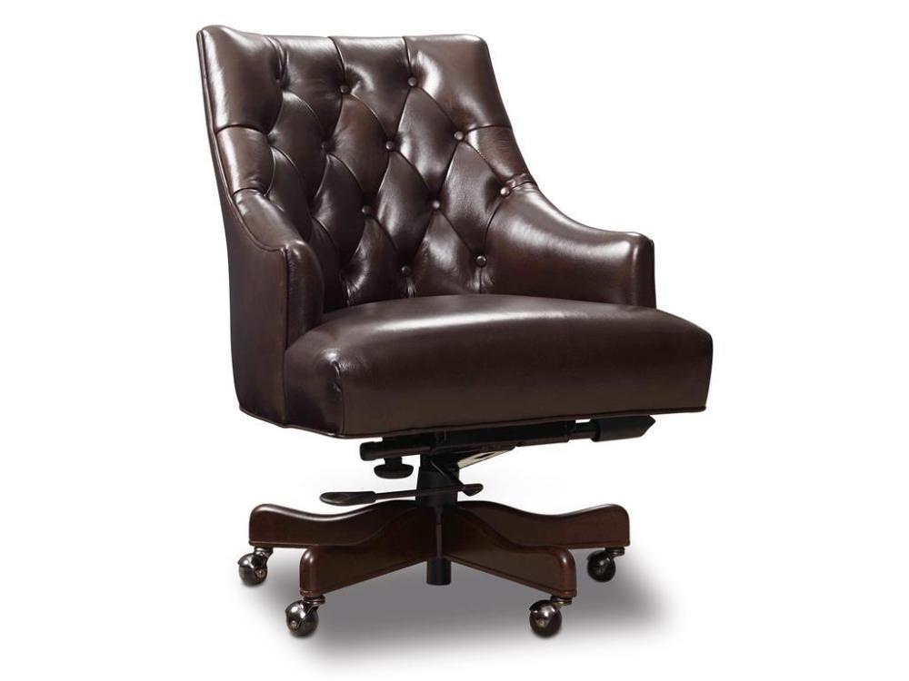 medium resolution of hooker furniture aramis aramis dark chocolate home office chair