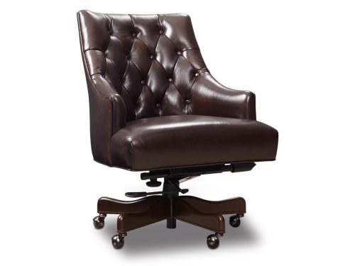 small resolution of hooker furniture aramis aramis dark chocolate home office chair