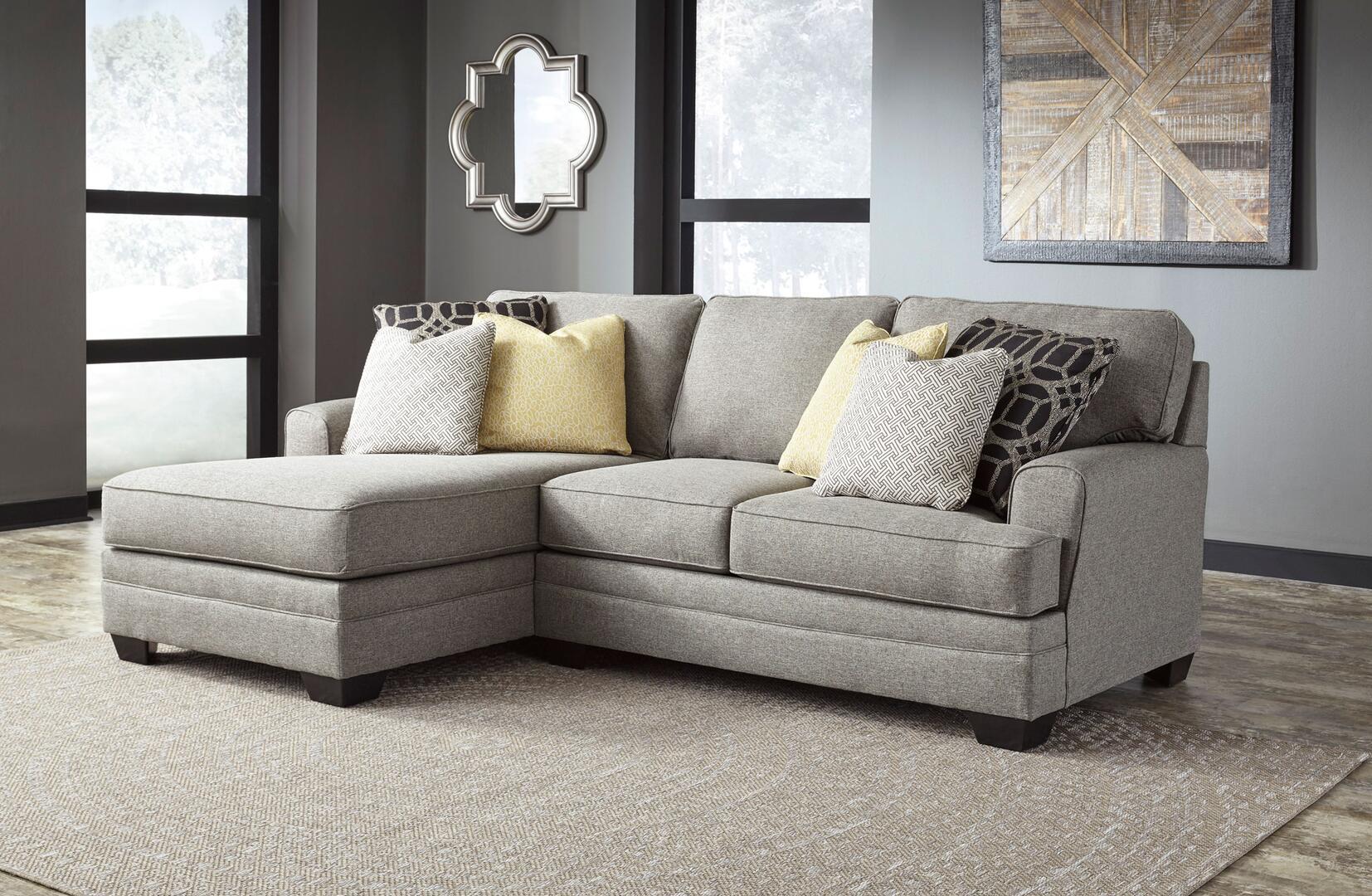 milo corner sofa groupon review blue plaid covers home the honoroak