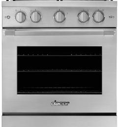 dacor heritage hgpr30sng 30 natural gas freestanding gas range [ 784 x 1080 Pixel ]