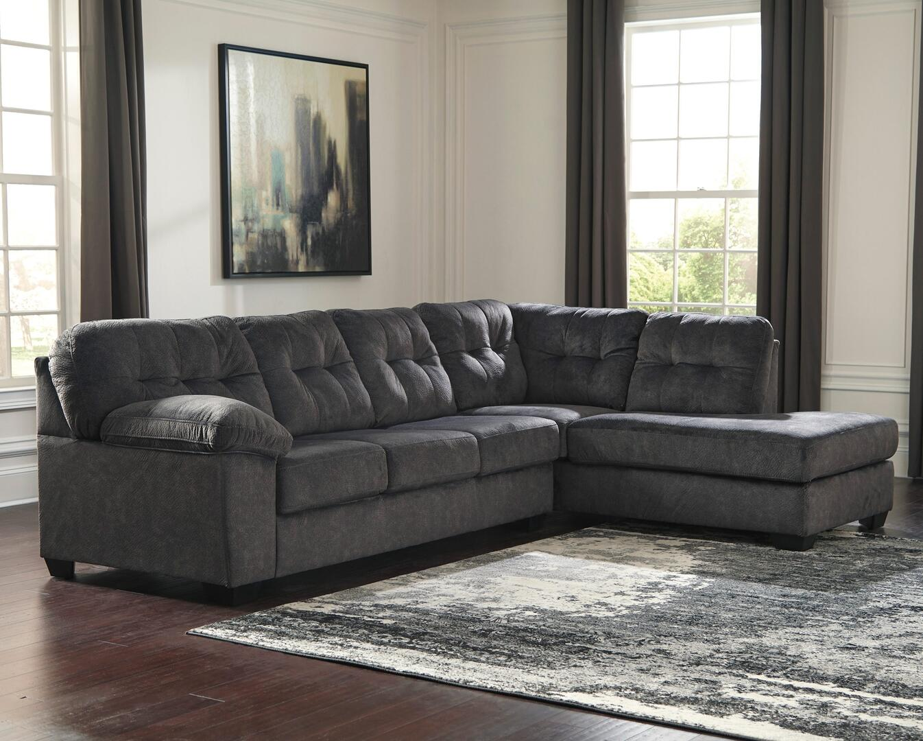 sectional sofa deals free shipping cheap leather sets in india signature design by ashley 705096617 accrington series