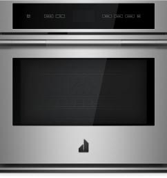 jenn air rise jjw2430il 30 inch single wall oven with multimode convection system [ 1092 x 1080 Pixel ]