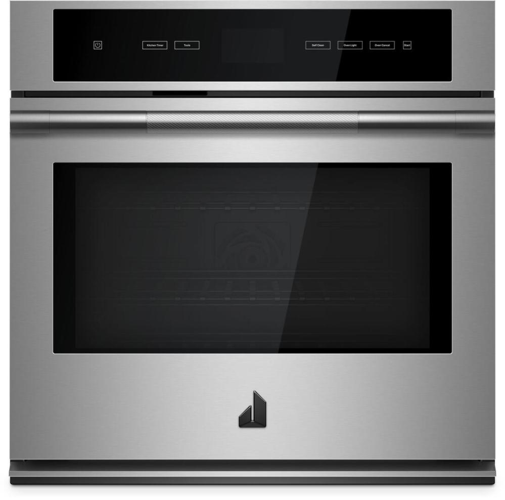 medium resolution of jenn air rise jjw2430il 30 inch single wall oven with multimode convection system