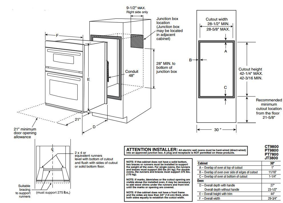 [DIAGRAM] Double Oven Wiring Diagram Double Get Free Image