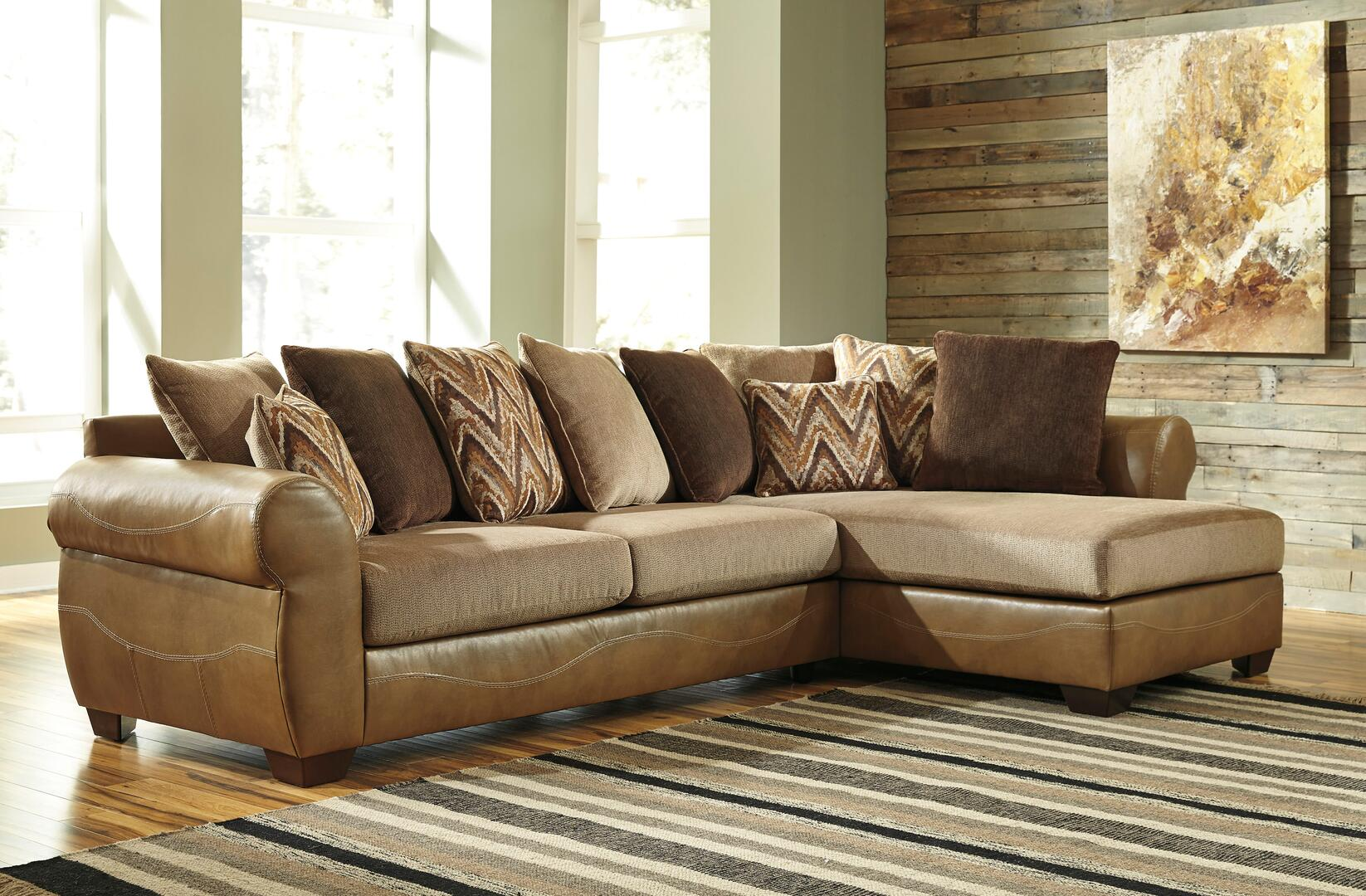 sectional sofa deals free shipping 2 pc sofas benchcraft 863021766 declain series and chaise faux