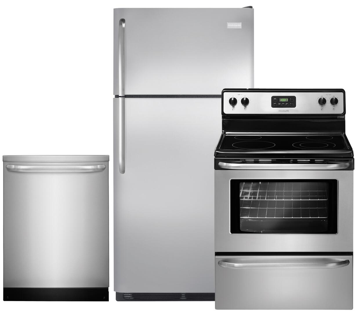 frigidaire kitchen appliances backsplash for white 655891 appliance packages
