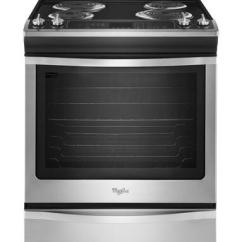 Lg Kitchen Appliance Packages 3 In 1 Whirlpool Wec530h0ds 30 Inch Slide-in Electric Range With ...