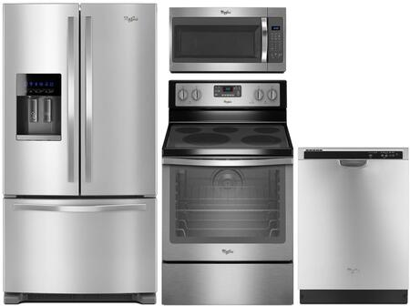 Whirlpool 730365 Kitchen Appliance Packages Appliances Connection