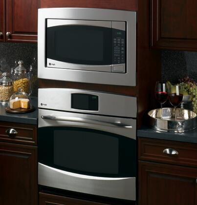 outdoor kitchen appliances packages tables ge peb2060smss counter top microwave oven, in stainless ...