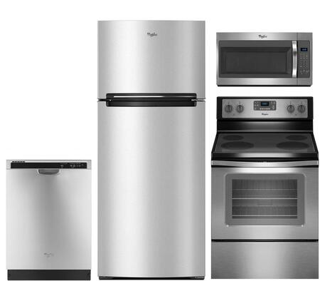 Whirlpool 732041 Kitchen Appliance Packages  Appliances Connection
