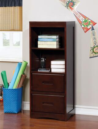 Furniture Of America CM7844BC Pearland Series Bookcase